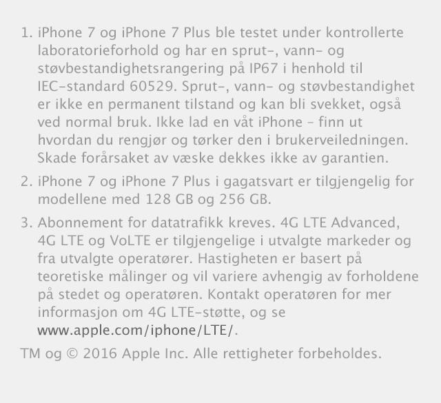 Kjøp iPhone 7 og iPhone 7 Plus hos Elkjøp | iOS 10 gir unike muligheter