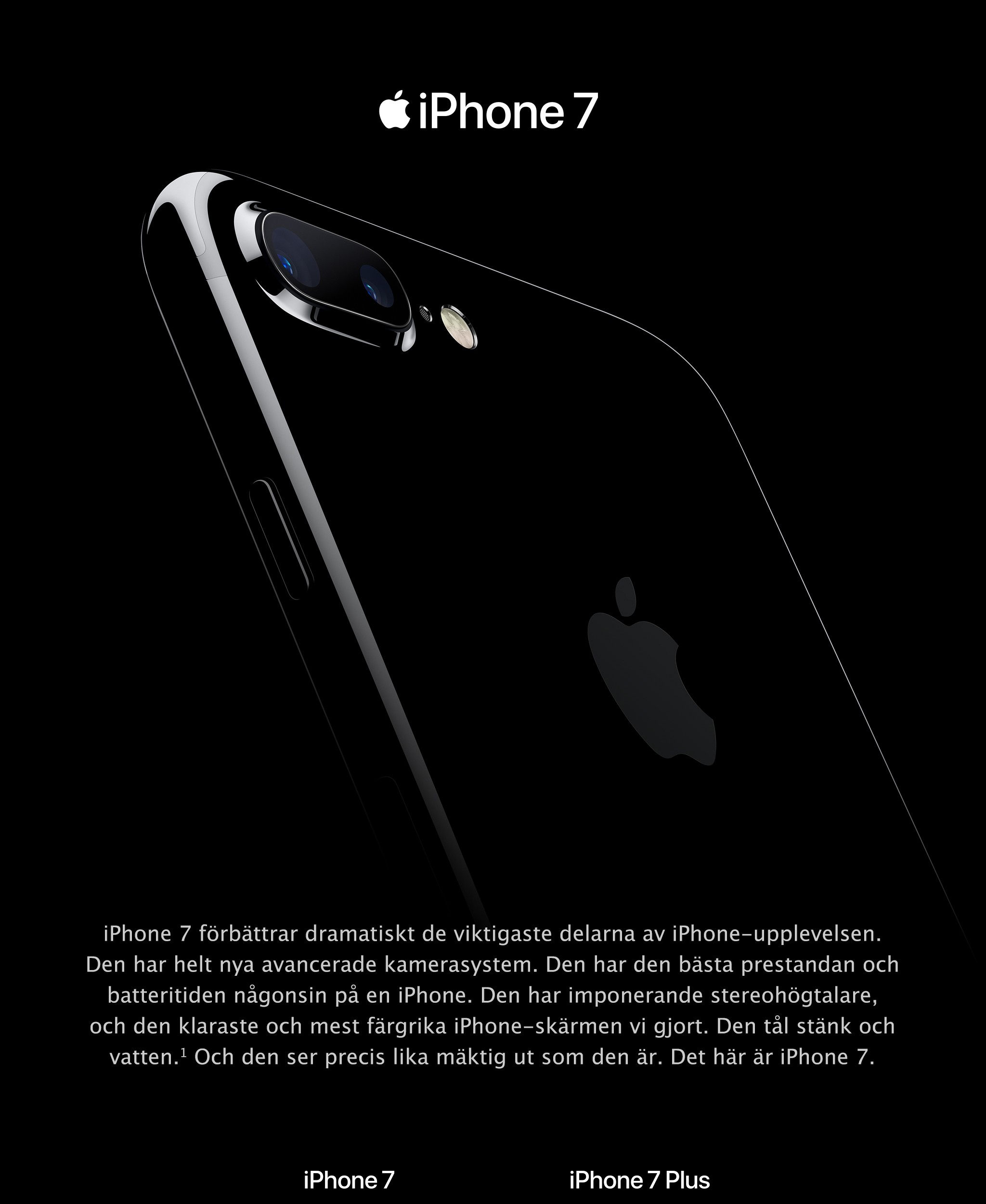 billigaste iphone 7 plus utan abonnemang