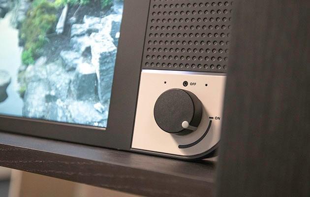 Produktbild av KOMP och dess knapp
