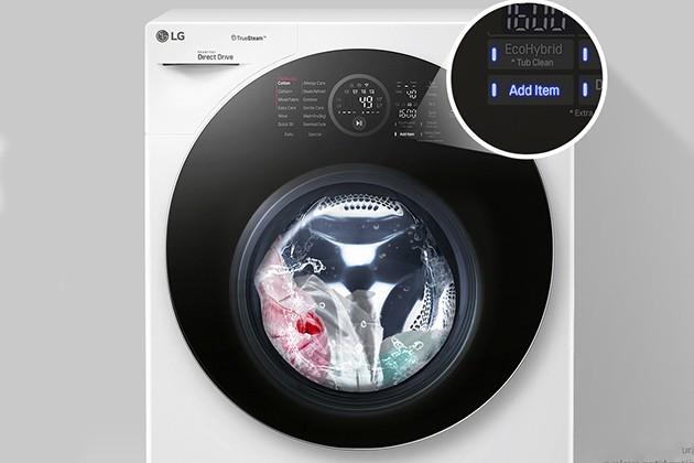 LG TWINWash – vaskemaskinen, som giver dig en chance til
