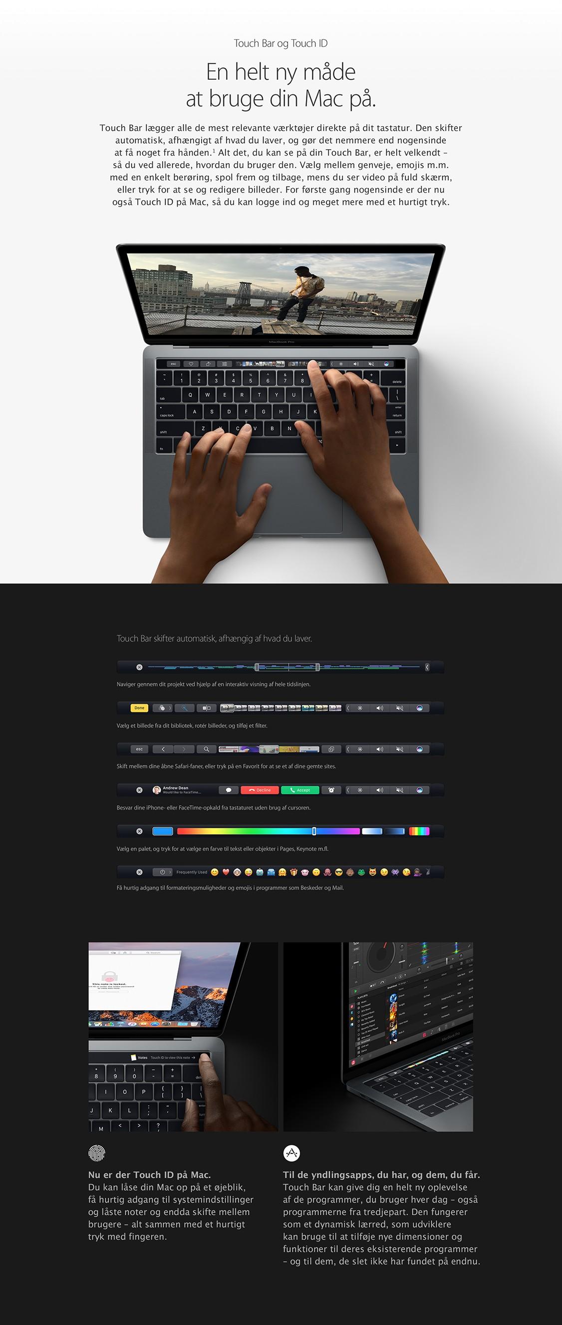 En helt ny måde at bruge din Mac på