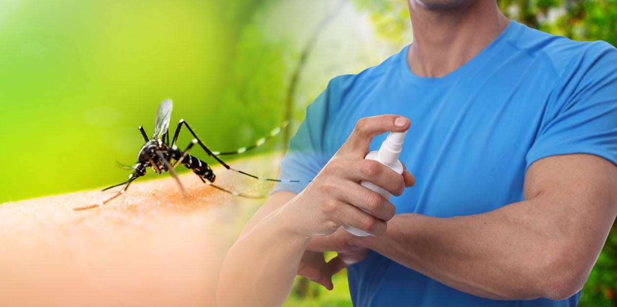 Nauti kesästä ilman hyttysten ininää