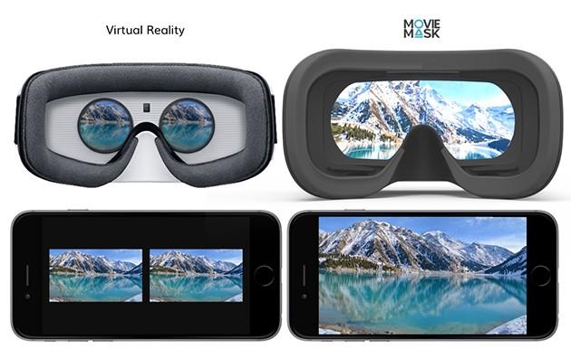 Moviemask – ikke det samme som VR