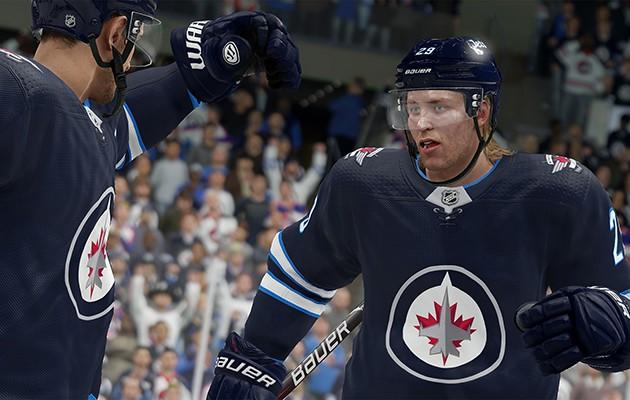 NHL 19 tarjoaa satoja vaihtoehtoja persoonallisen ulkonäön luomiseen