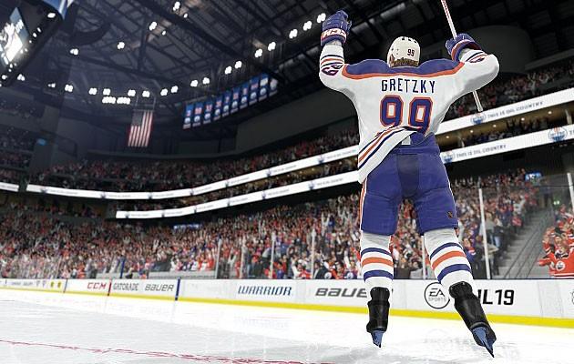 Uusi pelitapa NHL 19 -pelissä