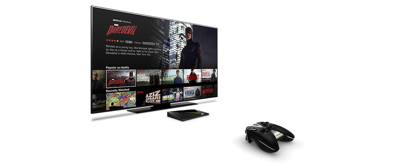 Nvidia Shield - spela TV