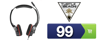 Turtle Beach Ear Force ZLa headset