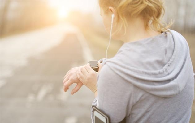 Pulsklocka utan pulsband eller pulsbälte