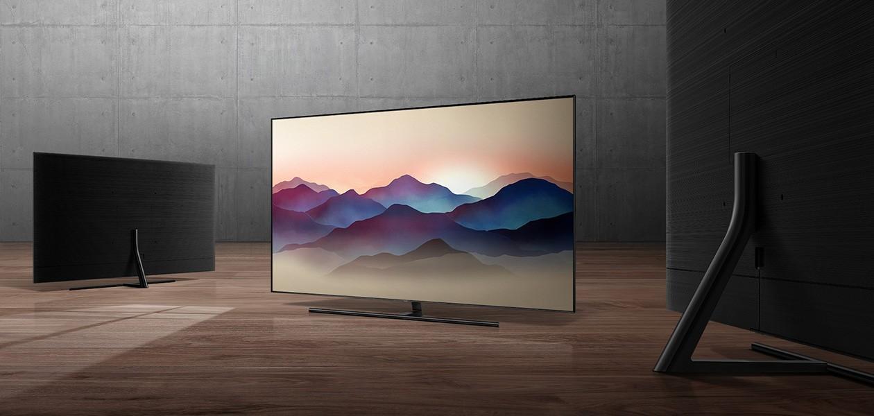 Samsung QLED TV - befrir deg fra ledningskaoset