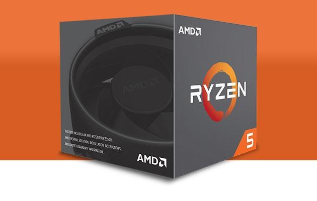 AMD Ryzen 5 gen 2