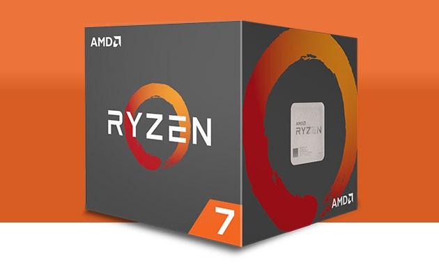 AMD Ryzen 7 gen 2