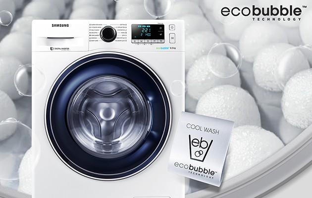 Ecobubble – rent i låga temperaturer