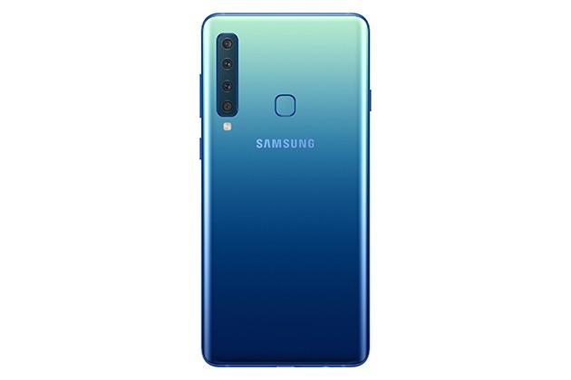 Samsung Galaxy A9 blå