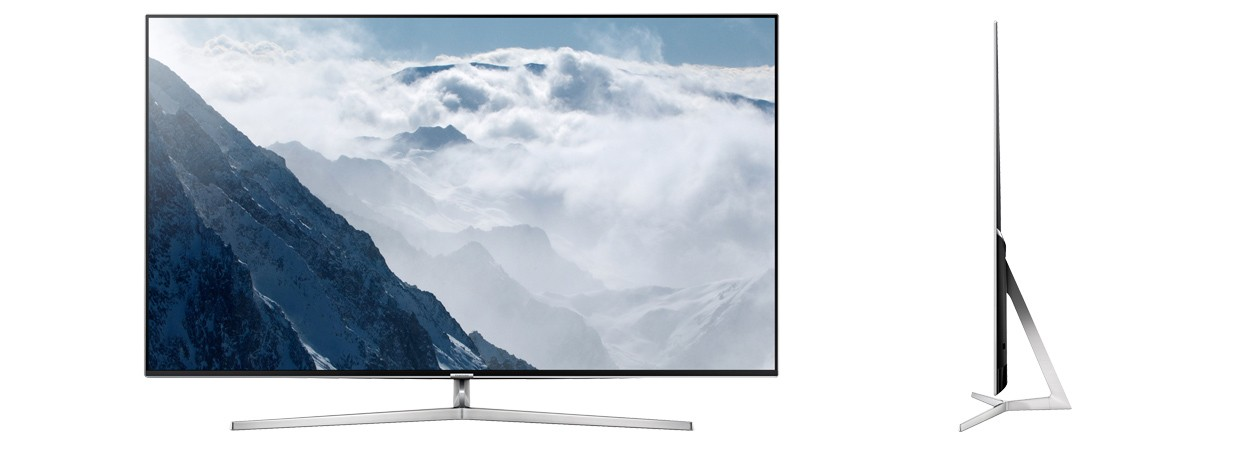 Samsung TV KS8005