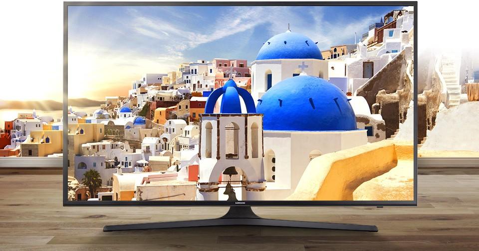 Samsung TV - Livet i ultrahøj opløsning