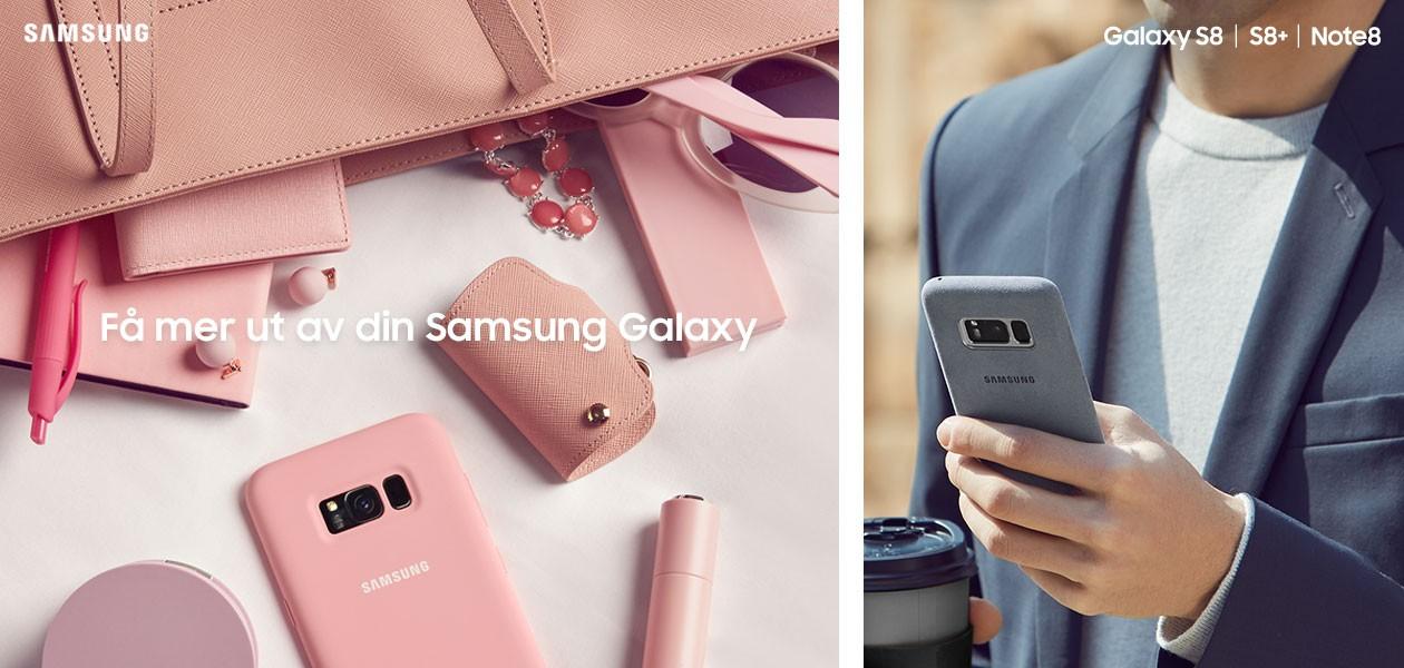 Samsung Galaxy-tilbehør
