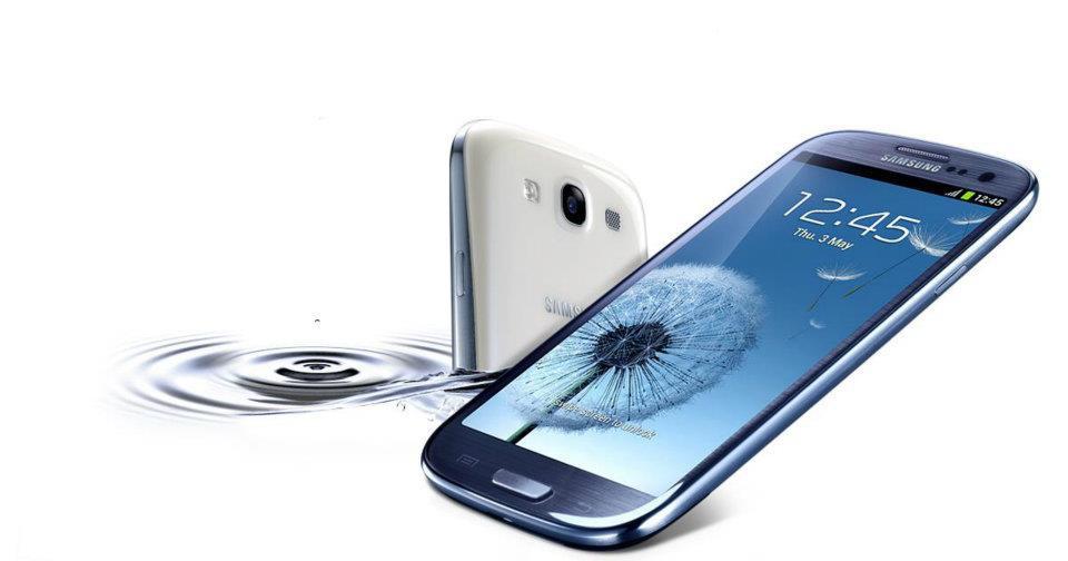Samsung Galaxy S3 I9300 Smartphone (vit) - Mobiltelefoner - Elgiganten