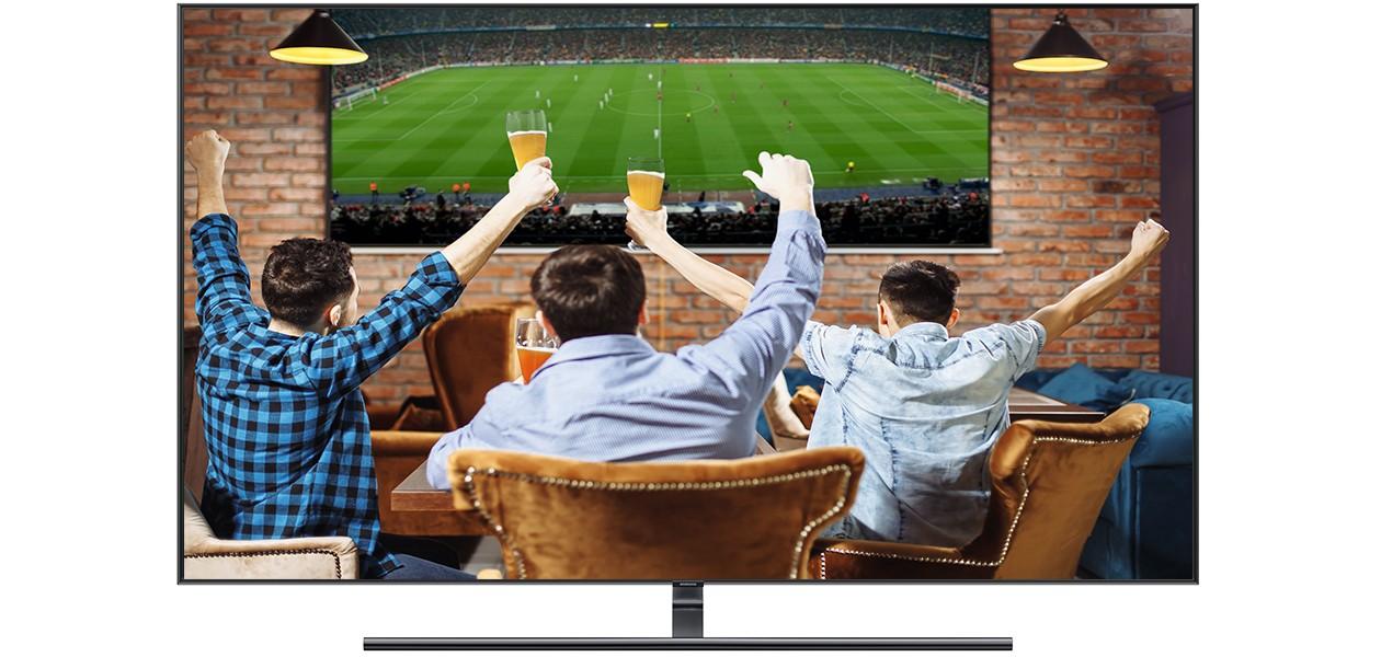 Löydä sopiva TV urheilun katseluun