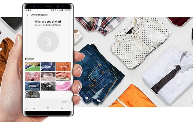 Samsung QuickDrive - Samsung kuivaava pyykinpesukone