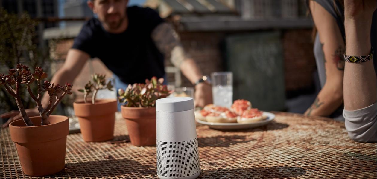Bose SoundLink Revolve og Revolve+