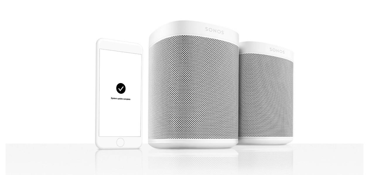 Sonos One - høyttalere med stemmestyring