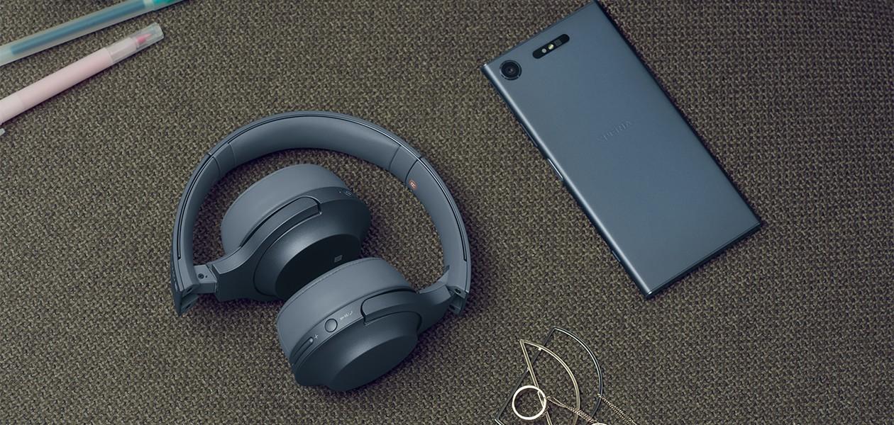 Sony Xperia XZ1 og XZ1 Compact