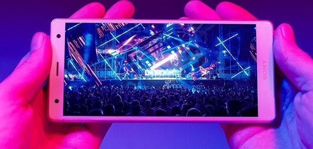 Läs mer om Sony Xperia XZ2 och XZ2 Compact