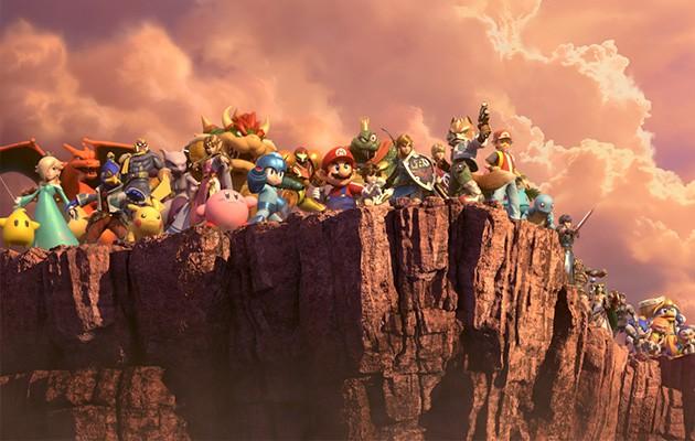 Super Smash Bros. Ultimate kombinerar många banor och nya föremål med gameplay som är enkel att förstå