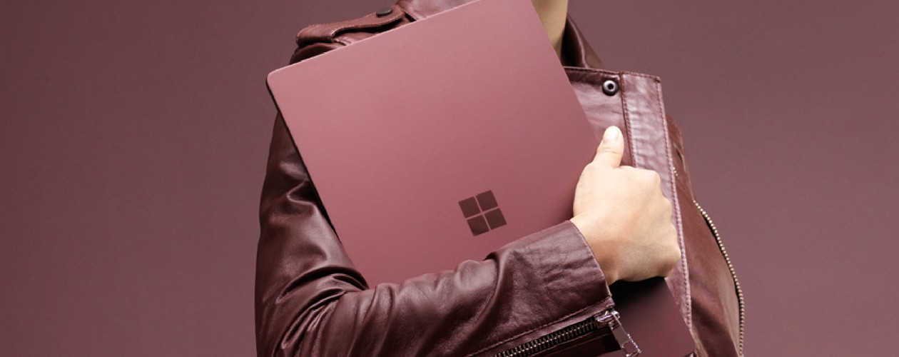 Surface Laptop – Perfekt balans