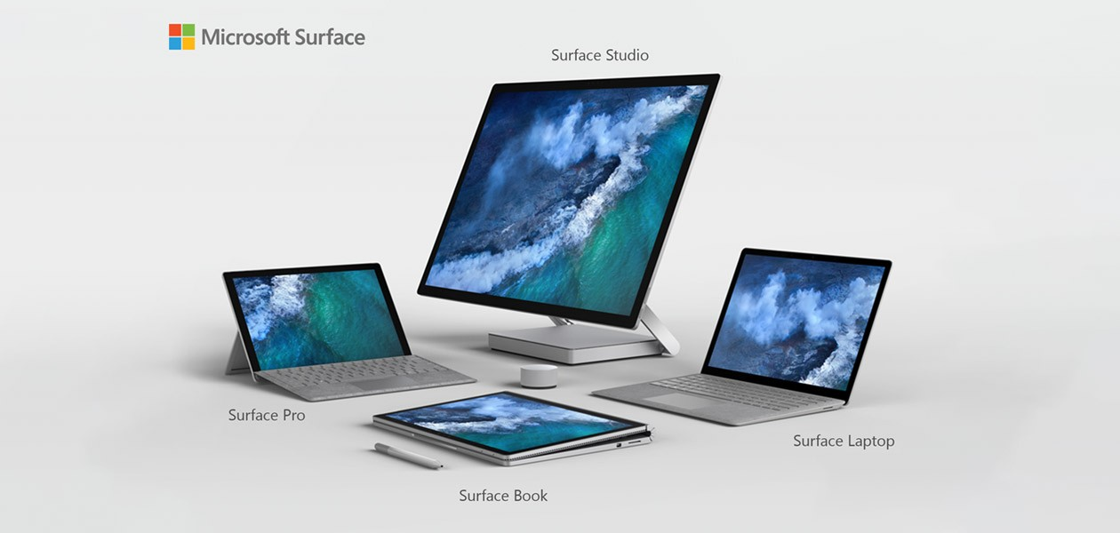 The Surface Family