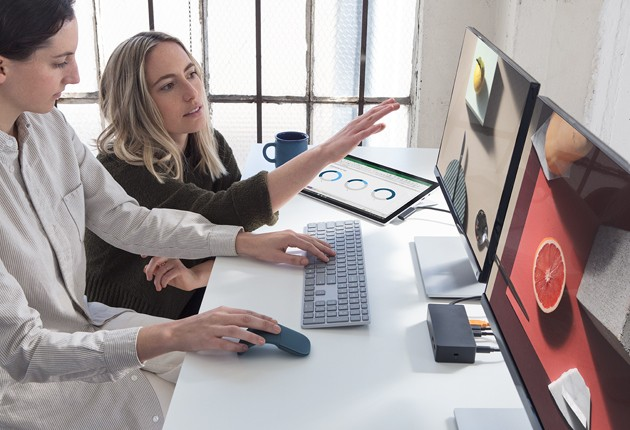 Surface Pro tarjoaa kaiken tarvitsemasi