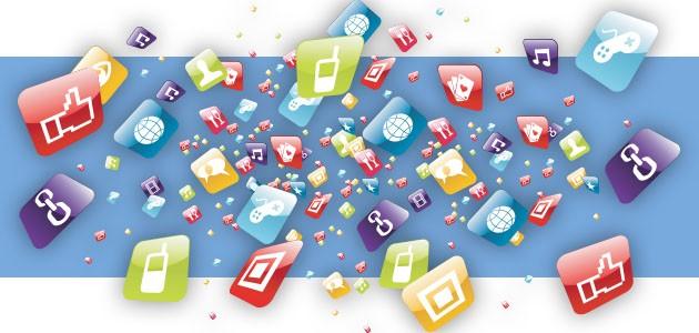 Android-, iOS- ja Windows-tableteille on saatavilla miljoonia sovelluksia
