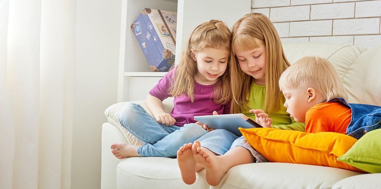 Elgiganten hjälper dig att hitta rätt surfplatta för dina barn