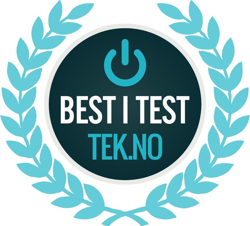 Bäst i test logo