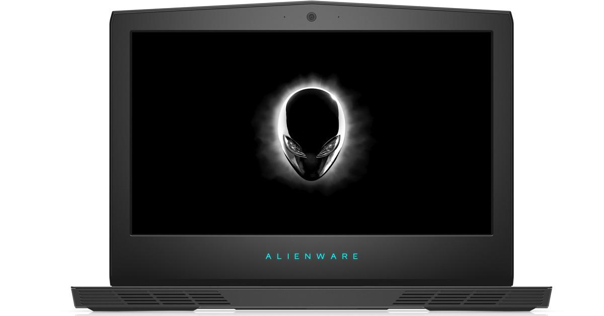 Kuva Alienware-pelitietokoneesta