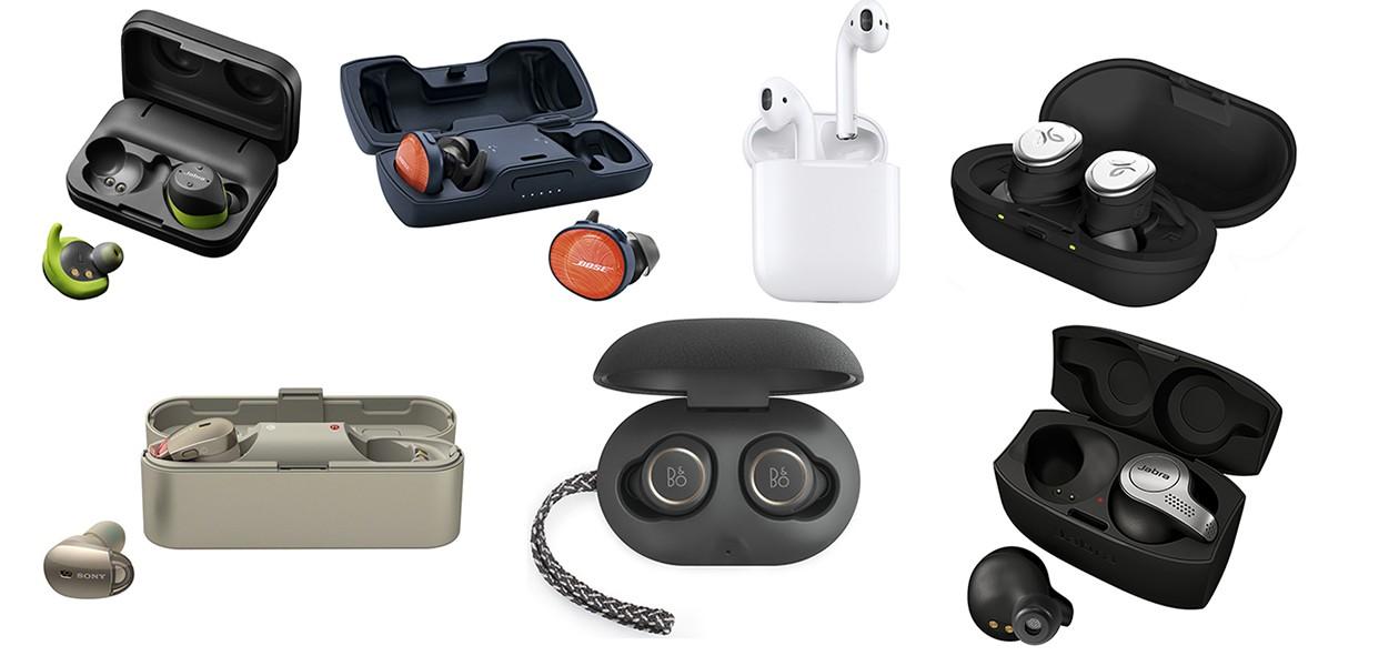 Ægte trådløse in-ear hovedtelefoner - vi sammenligner dem, som er bedst i test