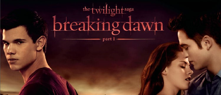 Twilight - Breaking dawn del 1