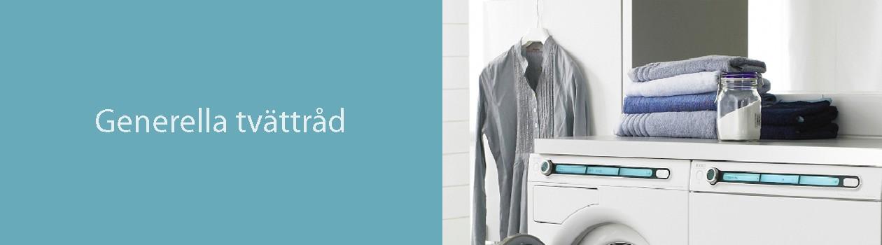 Ta hand om tvätten och maskinen