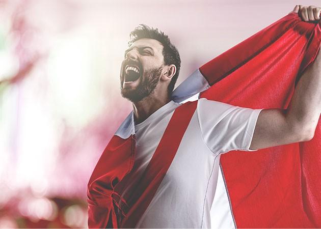Find TV'et til fodbold-VM