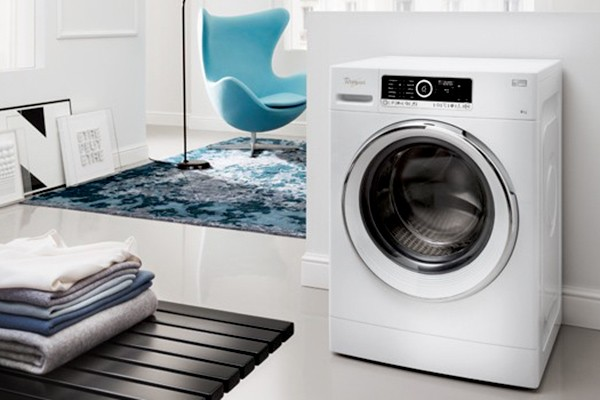 Bild av tvättmaskin
