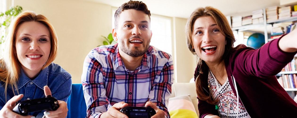 Spel och konsol
