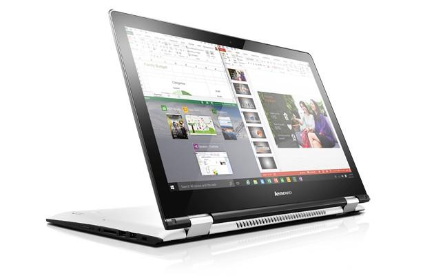 Yoga 500 - PC og tablet i en - Elgiganten