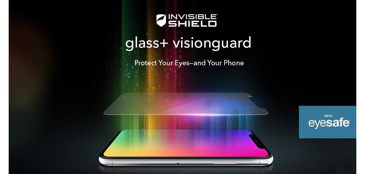 Skydda både dina ögon och din telefon med Glass+ VisionGuard