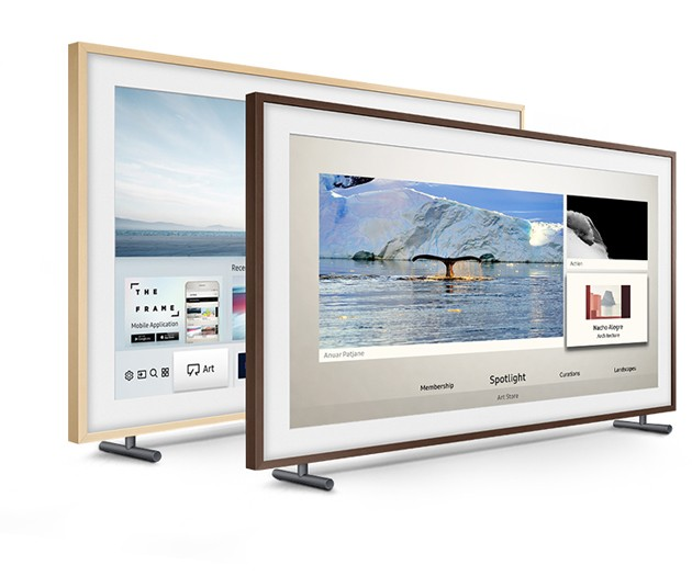 Samsung The Frame TV Art Store
