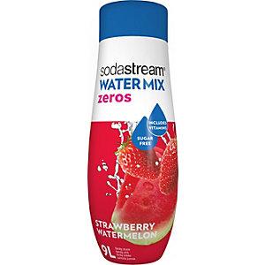 SodaStream ZEROs smak Jordbær/Vannmelon