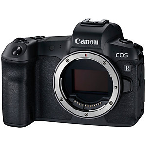 Canon EOS R Body spegellös kamera