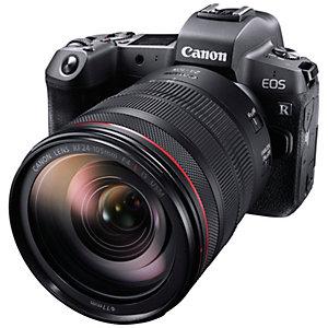 Canon EOS R peilitön kamera + RF 24-105mm objektiivi