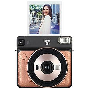 Fujifilm Instax Square SQ6 kamera (kulta)