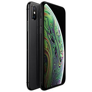 iPhone Xs 64 GB (rymdgrå)