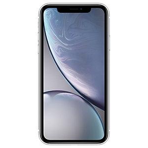 iPhone XR 64 GB (valkoinen)